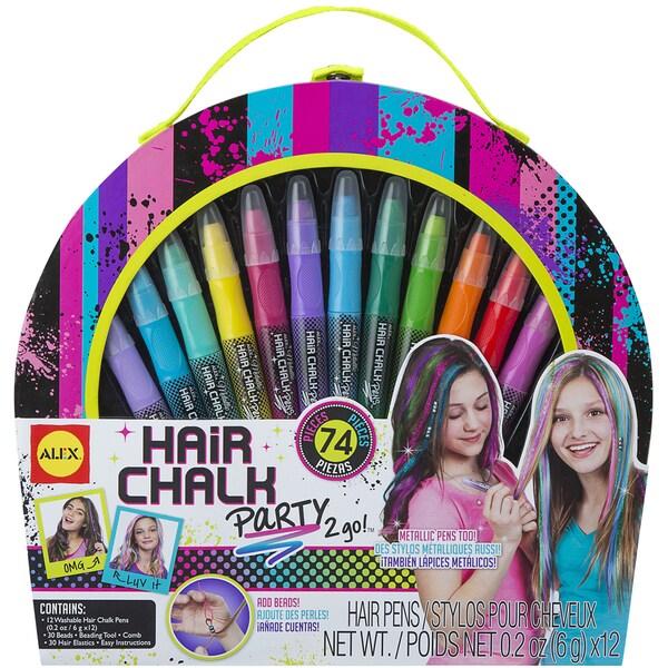 Hair Chalk Party 2 Go Kit 14156360