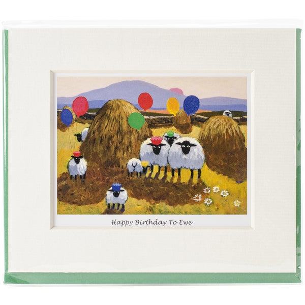 Mini Card-Happy Birthday To You