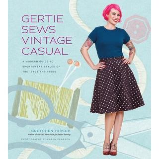 Stewart Tabori & Chang Books-Gertie Sews Vintage Casual