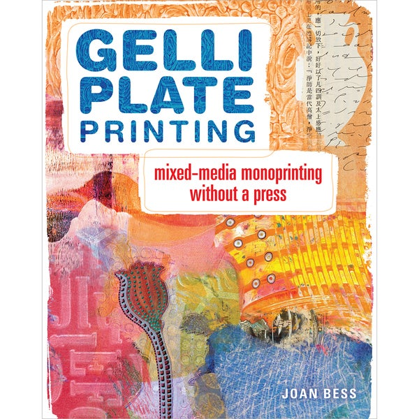 North Light Books-Gelli Plate Printing