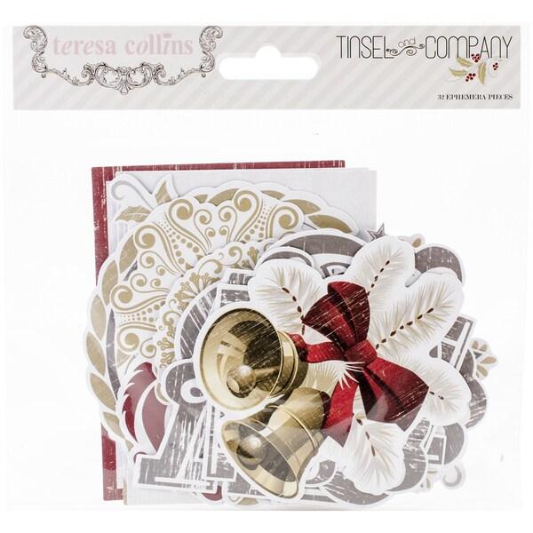 Tinsel & Company Cardstock Die-Cuts -Ephemera