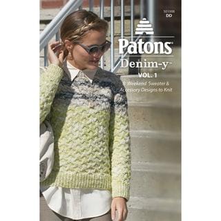 Patons-Denim-y Volume 1