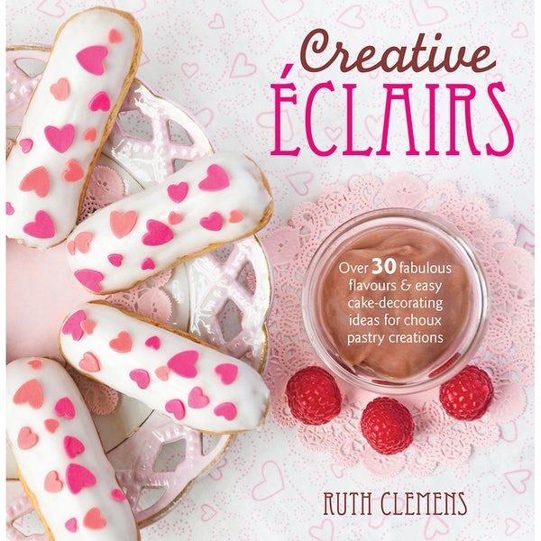 David & Charles Books-Creative Eclairs