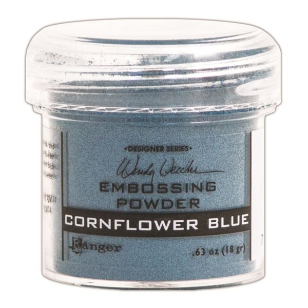 Wendy Vecchi Embossing Powders 1oz-Cornflower Blue