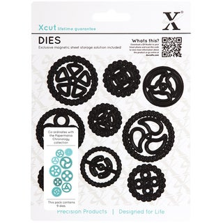 Xcut Chronology Dies-Cogs