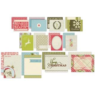 "Believe Pocket/Life Project Cards 24/Pkg-3""X4"" & 4""X6"""