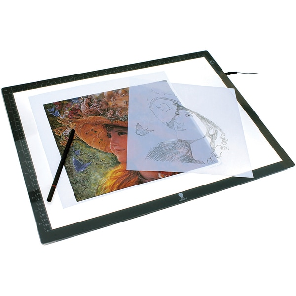 "Wafer 2 Light Box-11""X17"""