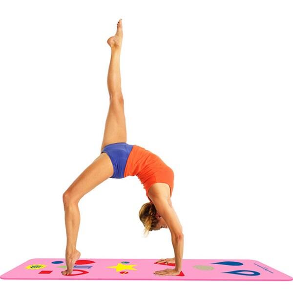 Phresh Pink Yoga Mat
