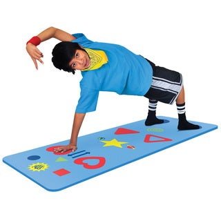 Phresh Blue Yoga Mat Kids