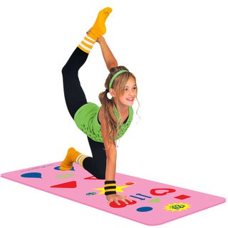 Phresh Pink Yoga Mat Kids