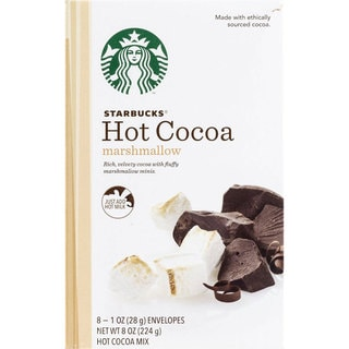 Starbucks Toasted Marshmallow Hot Cocoa Mix, 8 pack (Set of 3)