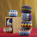 Handmade Crocheted Hacky Sack (Guatemala)