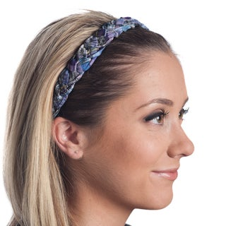 Braided Ikat Headband (Guatemala)
