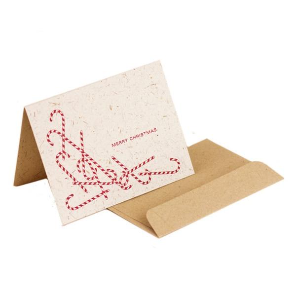 Mr. Ellie Pooh 4-piece Letterpress Card Set (Sri Lanka)