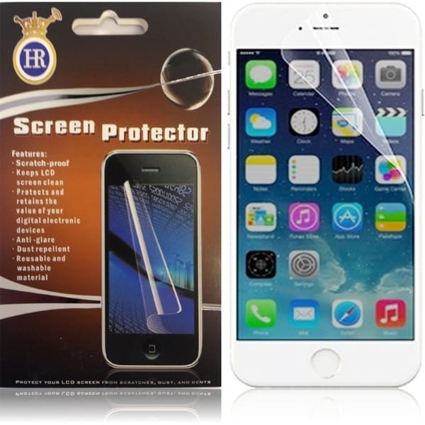 INSTEN Clear HD Screen Protector For Apple iPhone 6 Plus