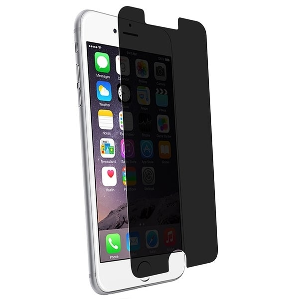 INSTEN Privacy Screen Protector For Apple iPhone 6