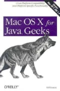 Mac OS X for Java Geeks (Paperback)