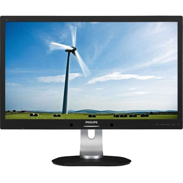 "Philips Brilliance 272S4LPJCB 27"" LED LCD Monitor - 16:9 - 2 ms"