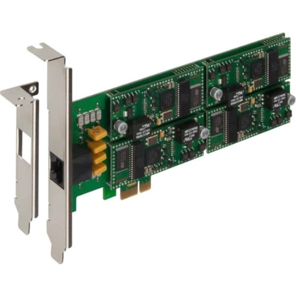 Multi-Tech V.92 Data, V.34 Fax Modem Card (Low Profile PCI Express)