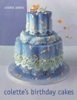 Colette's Birthday Cakes (Hardcover)