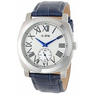 A Line Women's AL-80023-02-BU Pyar Silver Watch