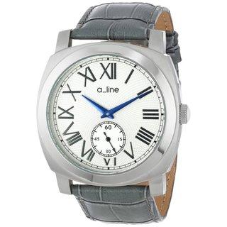 A Line Women's AL-80023-02-GR Pyar Silver Watch