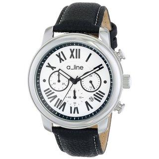 A Line Women's AL-80163-02 Amor White Watch