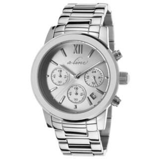 A Line Women's AL-80597-22S Sophi Silver Tone Watch