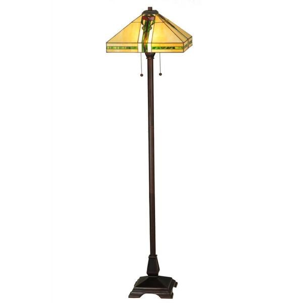 62-inch Parker Poppy Floor Lamp