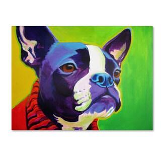 DawgArt 'Ridley' Canvas Art