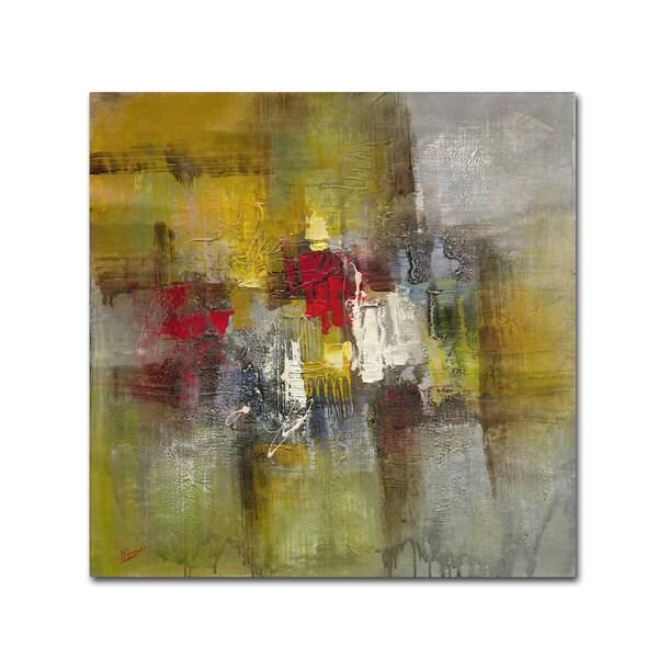 Ricardo Tapia 'Cherish' Canvas Art