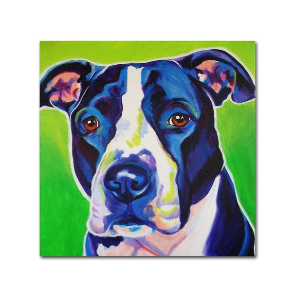 DawgArt 'Sadie' Canvas Art