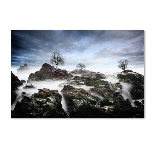 Philippe Sainte-Laudy 'And Then..' Canvas Art
