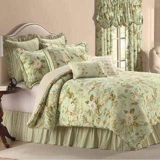 Williamsburg Grandiflora 4-piece Comforter Set