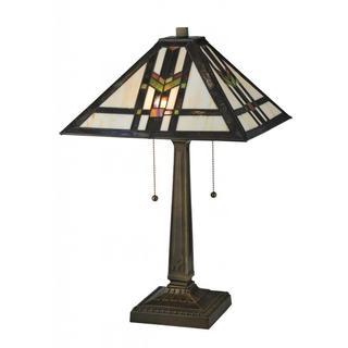 22-inch Prairie Wheat Table Lamp