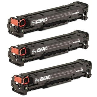 HP CM4540 Compatible Re-manufactured Black Toner Cartridge (3 Pack)