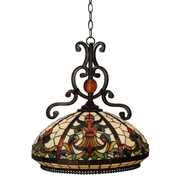 18-inch Baroque Pendant