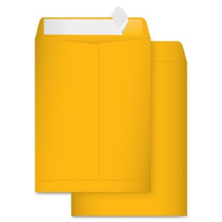 Kraft Peel-N-Seal Mailing Envelopes