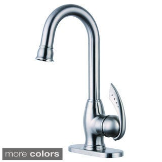 Single Handle Bar Faucet with Base Plate