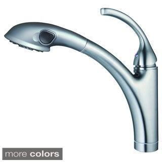 Single Handle Pull out Kitchen Faucet with Spout Pull out Sprayer