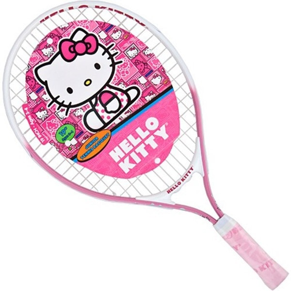 Hello Kitty Junior 19-inch Tennis Racquet