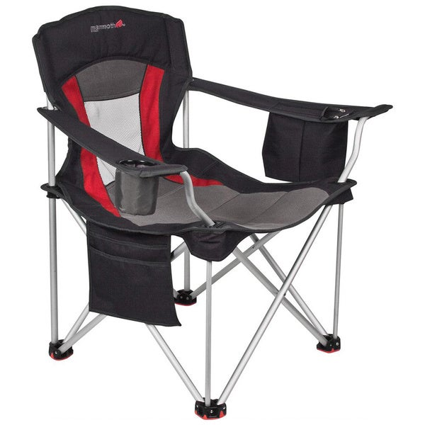 Base Camp by Mr. Heater Mammoth Leisure Aluminum Chair