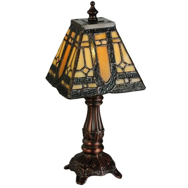 12-inch Sierra Prairie Mission Mini Lamp