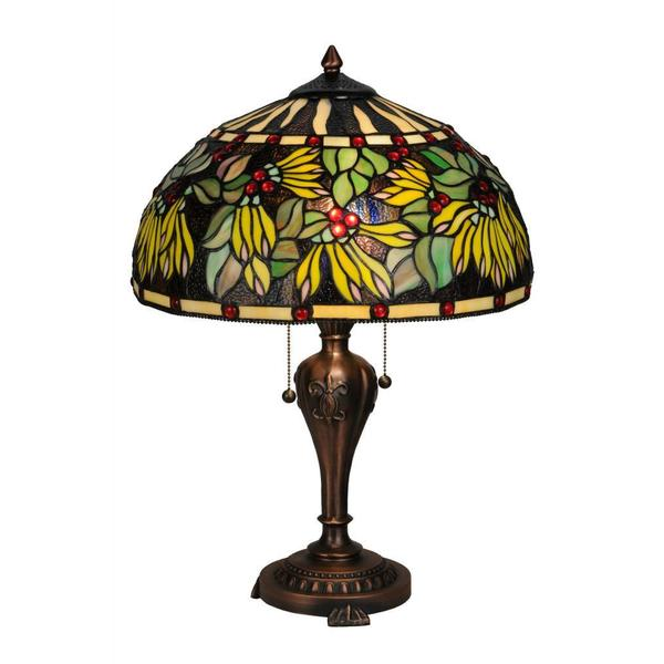 23-inch Diente De Leon Table Lamp
