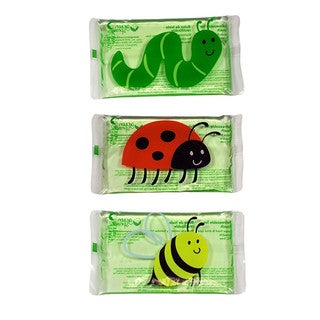 Green Sprouts Garden Lunch Chillers 3 Pack - Bugs
