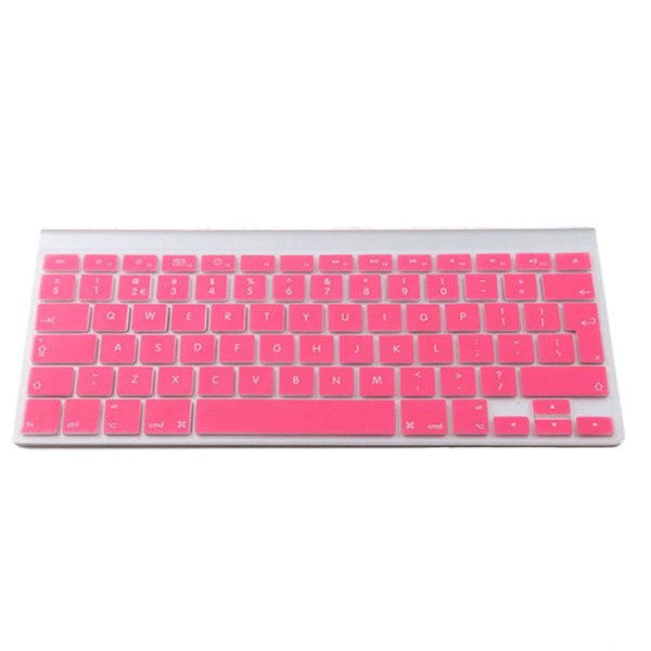 11.6-inch MacBook Air Pink Silicone Keyboard Protector