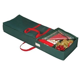 Richards Homewares Holiday Gift Wrap Organizer
