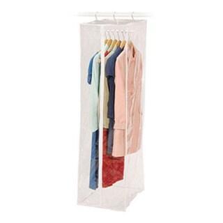 Richards Homewares Clear Vinyl Storage Maxi Rack Dress Garment Cover