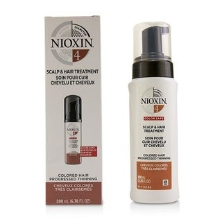 Nioxin System 4 6.76-ounce Scalp Treatment