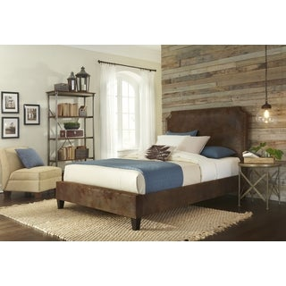 Canterbury King Size Upholstered Bed
